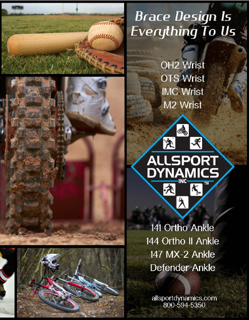 Allsport Dynamics 2012 Product Catalog