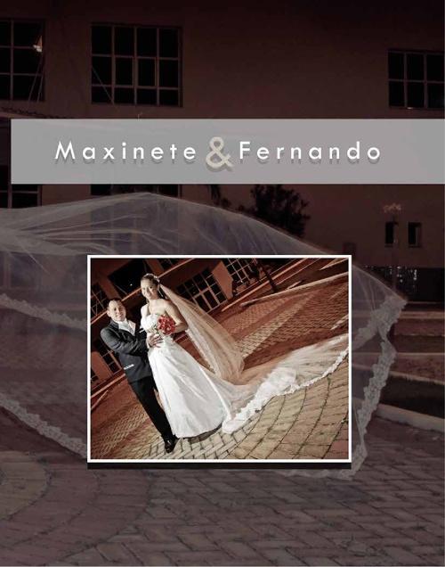 MAXINETE E FERNANDO