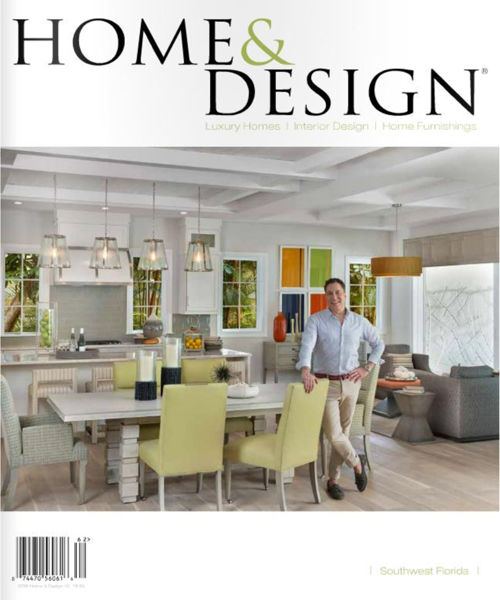 Home & Design May 2016