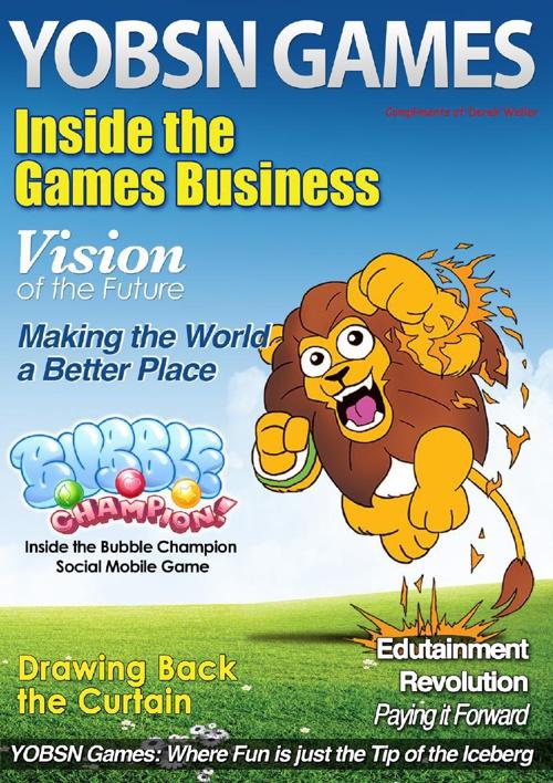 YOBSN Games Magazine