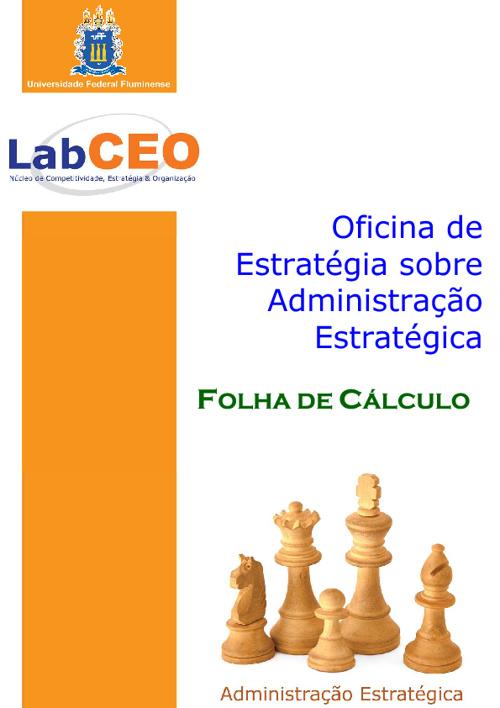 Folha de Cálculo da Oficina de Estratégia