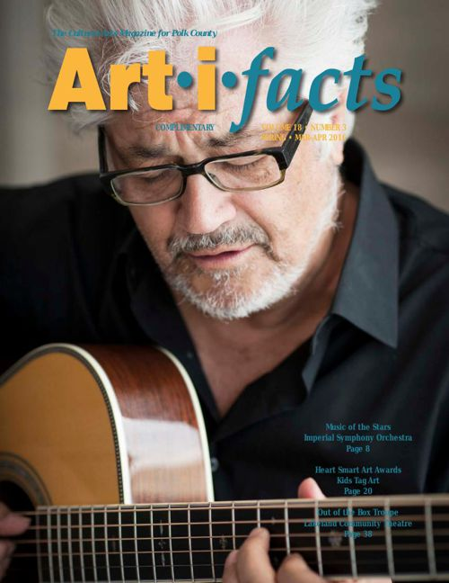 Art-i-facts Spring (Mar-Apr) 2016