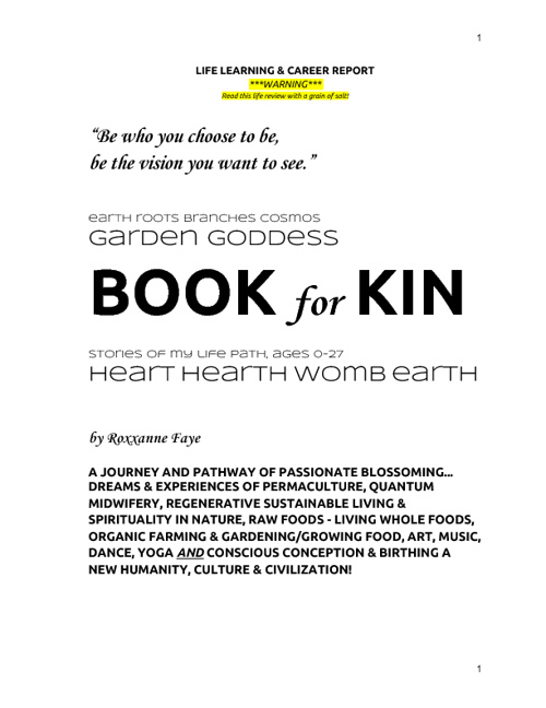 Book for Kin