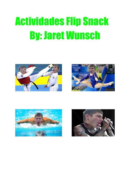 Actividades Flip Snack
