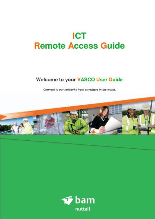 VASCO user guide