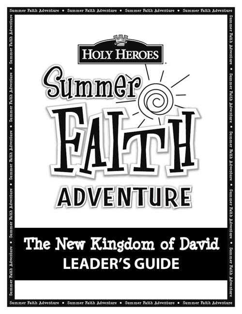 SFA leader guide sample