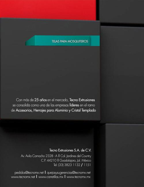 Catálogo 2014 Telas