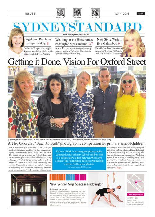 Sydney Standard May Print Edition
