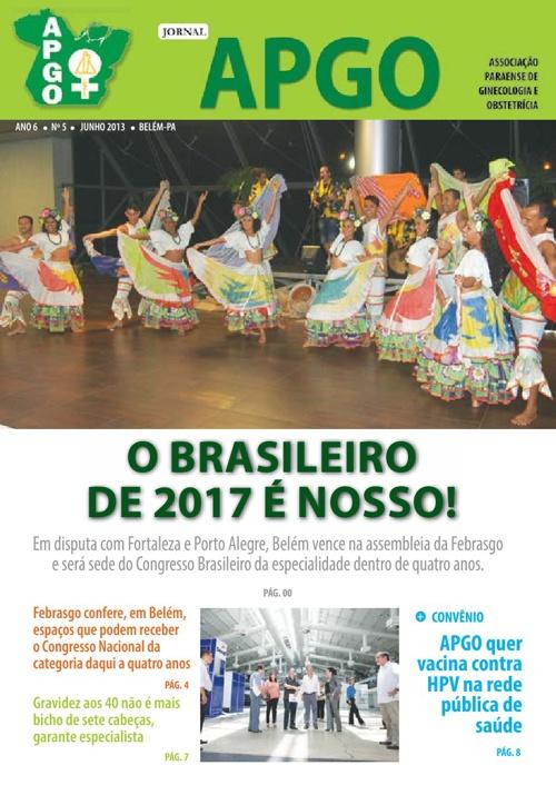 Jornal APGO 5ª Edição