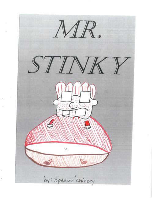 Mr. Stinky