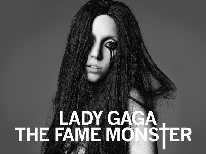 The Fame Monster Booklet