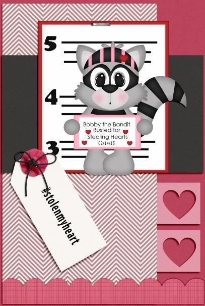 Love Bandit eCard