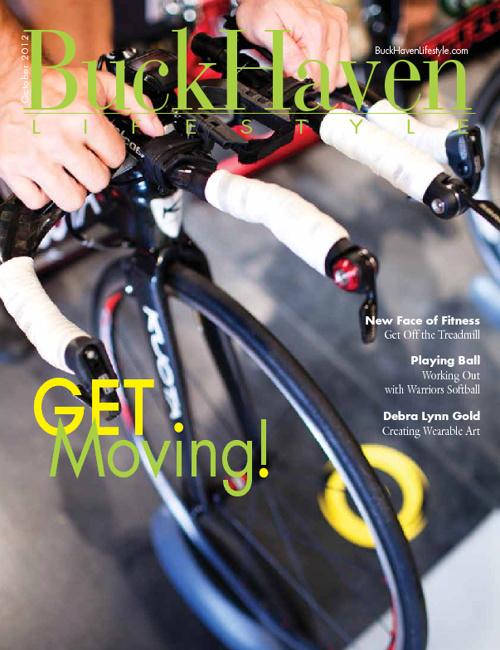 BuckHaven Lifestyle October 2012 Print Issue