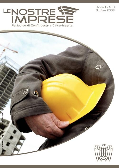 Le Nostre Imprese anno III num 3 ottobre 2008