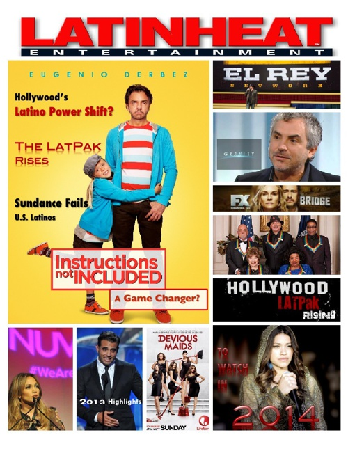 Latin Heat Entertainment January 2014 Digital Magazine