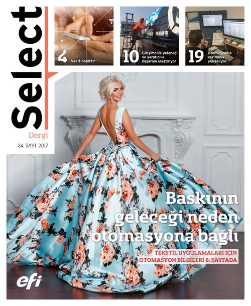 EFI Select issue 24 Turkish