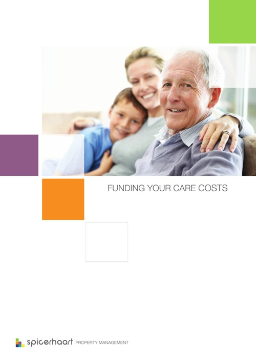 Spicerhaart – Funding Your Care Costs – PLAIN