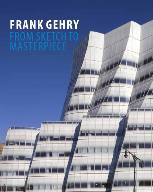 Frank Gehry - Exhibit Pamphlet