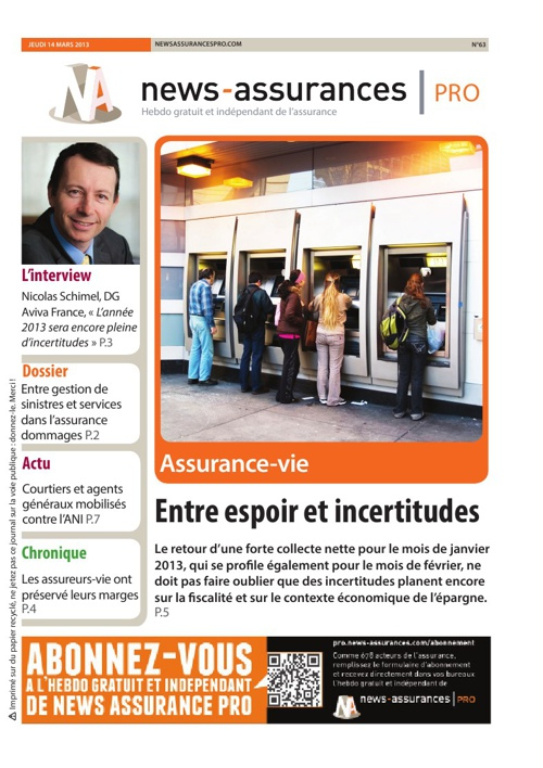 News Assurances Pro - Edition 63