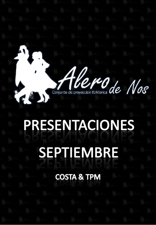 Presentaciones Septiembre Costa & TPM