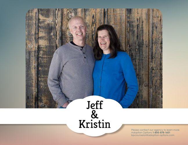 Jeff and Kristin's Adoptive Family Profile