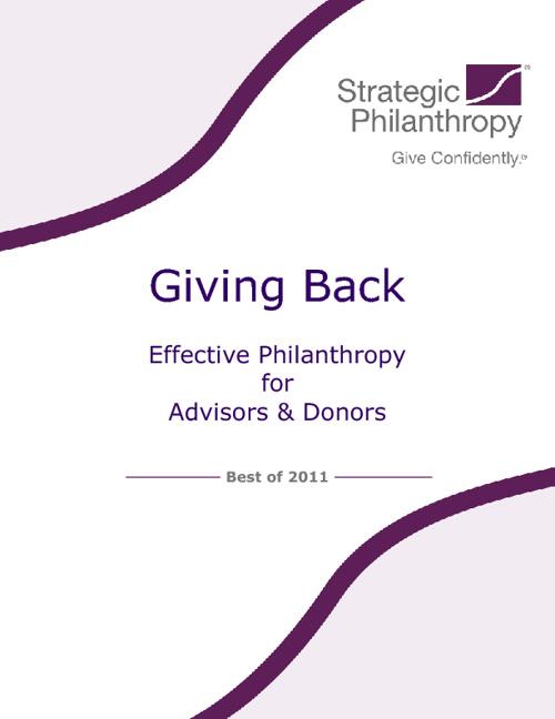 Ebook for Donors And Advisors