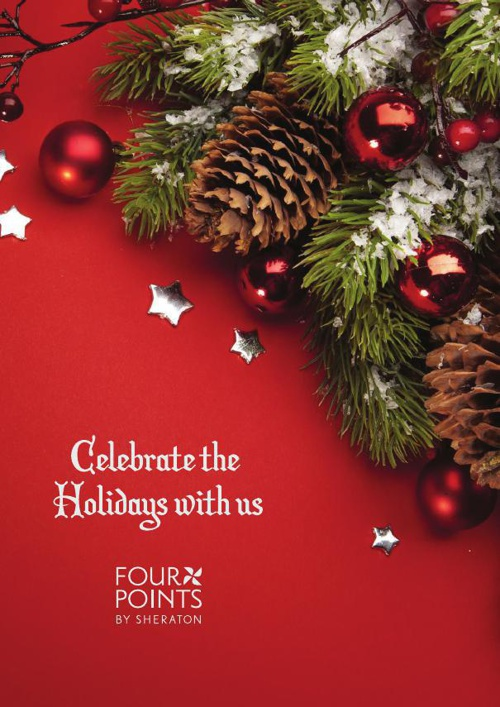 Holidays at Four Points