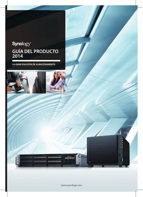 Guía de Producto Synology