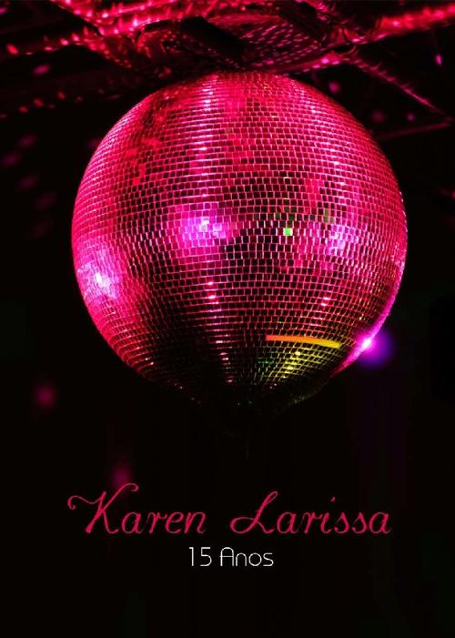 Karen Larissa - 15 Anos