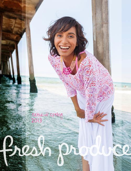 Fresh Produce Wholesale Catalog - Cruise & Spring 2013