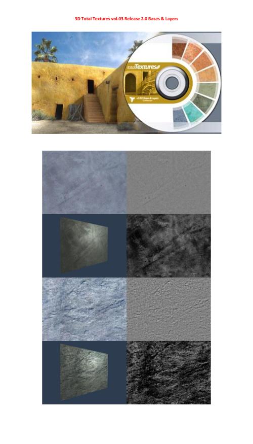 3D Total Textures vol.03