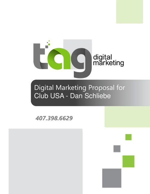 Club USA Marketing Proposal 20161102