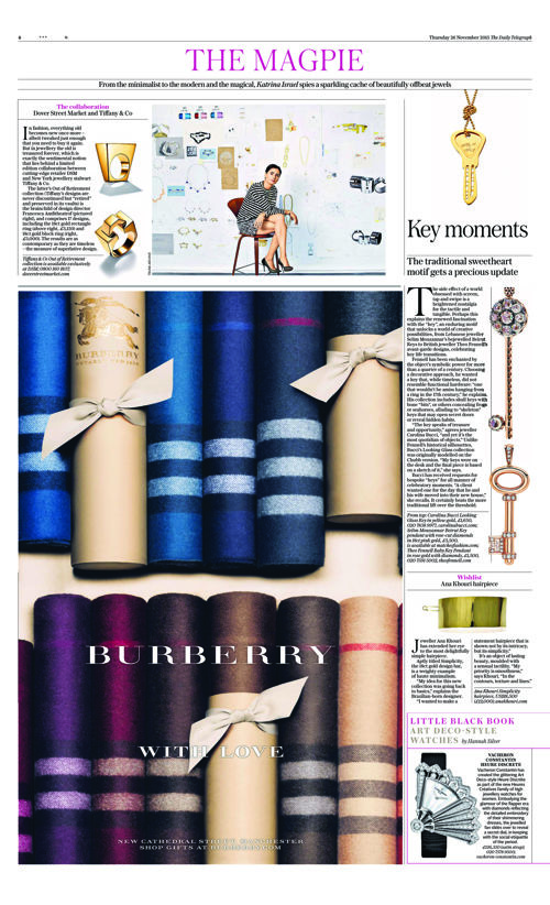 Luxury Gift Guide (26/11/15)