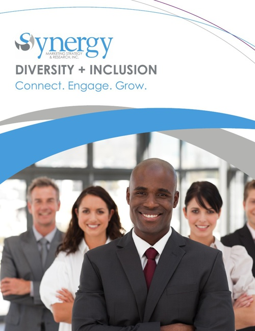 Synergy - Diversity + Inclusion Capabilities Deck