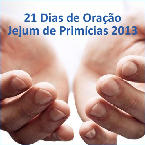 21 Dias de Oração