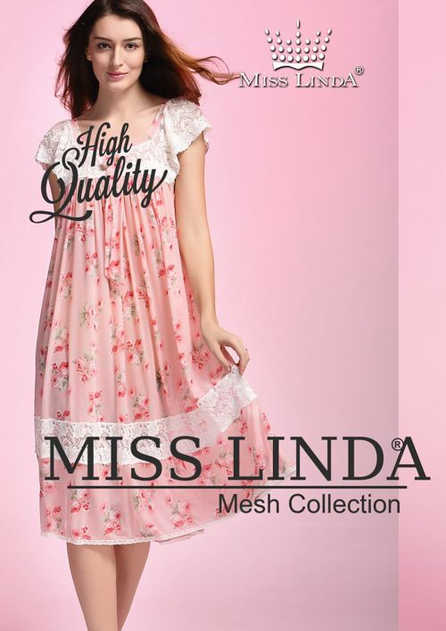 MISS LINDA - Mesh Collection
