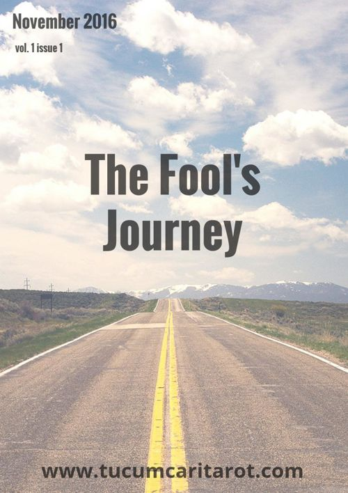 Fools Journey Vol 1 Issue 1