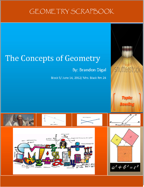 The Concepts of Geometry