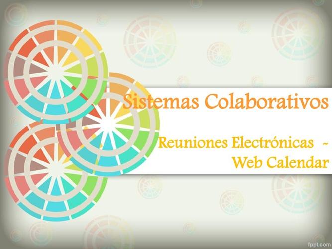 Sistemas Colaborativos