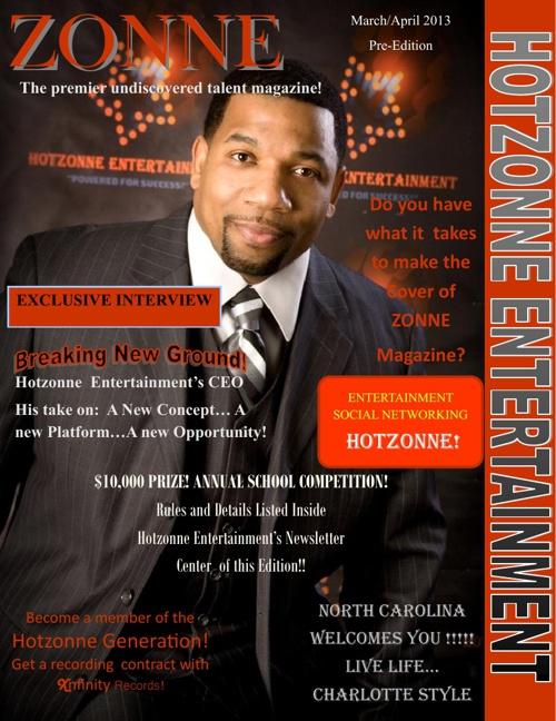 ZONNE Magazine (Pre-Edition)