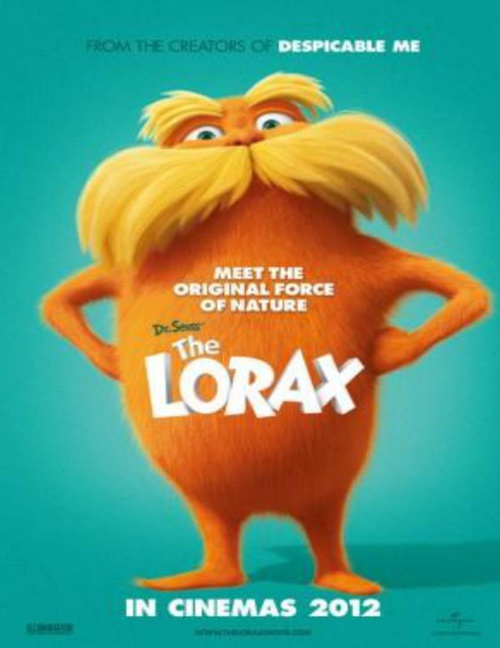 The Lorax Ending