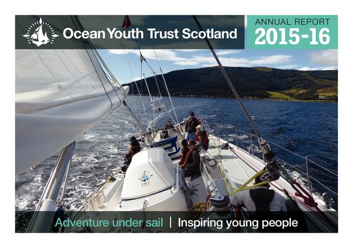 OYT Scotland 2015-16 Annual Report