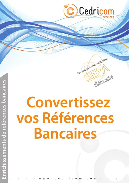 Conversion d'identifiant bancaire