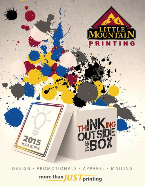 Little Mountain Printing 2015 - thINKing OUTSIDE the BOX