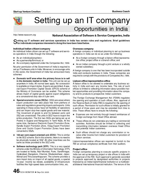 Online Marketing e-brochure
