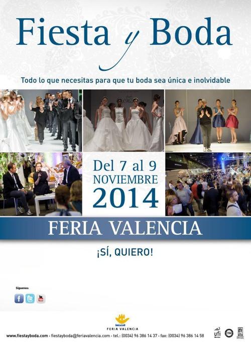 folleto fiesta y boda 2014