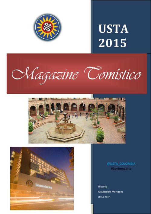 Magazine Tomístico