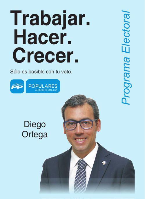 PROGRAMA ELECTORAL PP ALCAZAR 2015