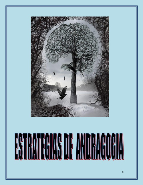 ESTRATEGIA DE APRENDIZAJE ANDRAGÓGICO