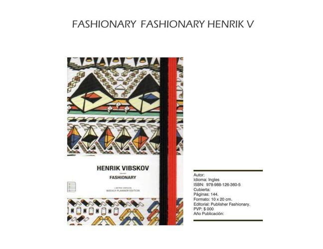 Fashionary Henrik V